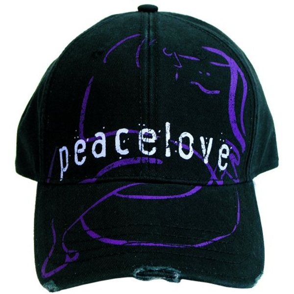 John Lennon - Peace & Love Baseball Cap