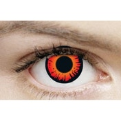 Twilight Breaking Dawn 3 Month Halloween Coloured Contact Lenses (MesmerEyez XtremeEyez)