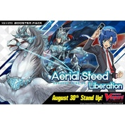 Cardfight Vanguard TCG: Aerial Steed Liberation Booster Box (16 Packs)