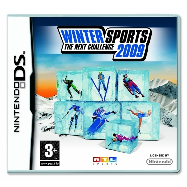 Ex-Display Winter Sports 2009 Game DS Used - Like New
