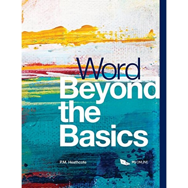 Word Beyond the Basics  Paperback / softback 2018