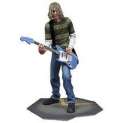 "Ex-Display Kurt Cobain 7"" Action Figure Used - Like New"