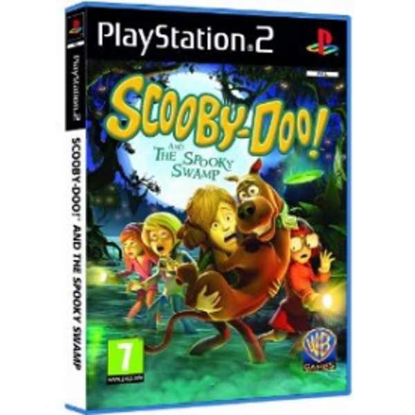 Scooby Doo and The Spooky Swamp Game PS2