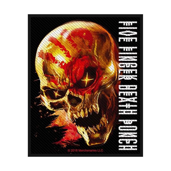 Five Finger Death Punch - And Justice fo None Standard Patch
