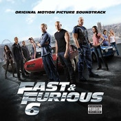 Various Artists - Fast & Furious 6 Original Soundtrack CD