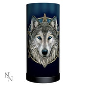 Wild One Wolf Lamp UK Plug