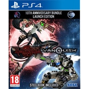 Bayonetta & Vanquish 10th Anniversary Bundle  Launch Edition PS4 Game