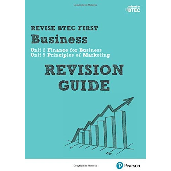 BTEC First in Business Revision Guide by Pearson Education Limited (Paperback, 2014)