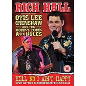 Rich Hall Hell No I Ain't Happy Live at The Apollo DVD