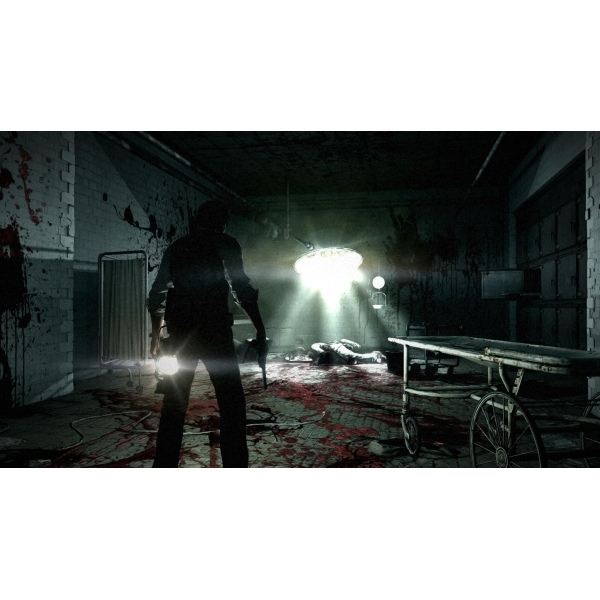 The Evil Within Game Xbox 360 (with The Fighting Chance DLC Pack) - Image 2