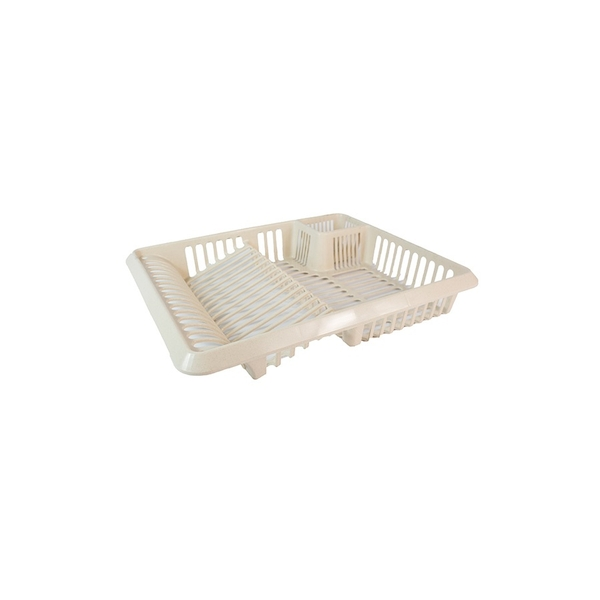 Cutlery Dish Drainer Large Taupe