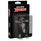 Star Wars X-Wing Second Edition Slave I Expansion Pack Board Game