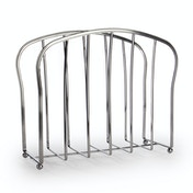 Metal Magazine Holder | M&W Chrome