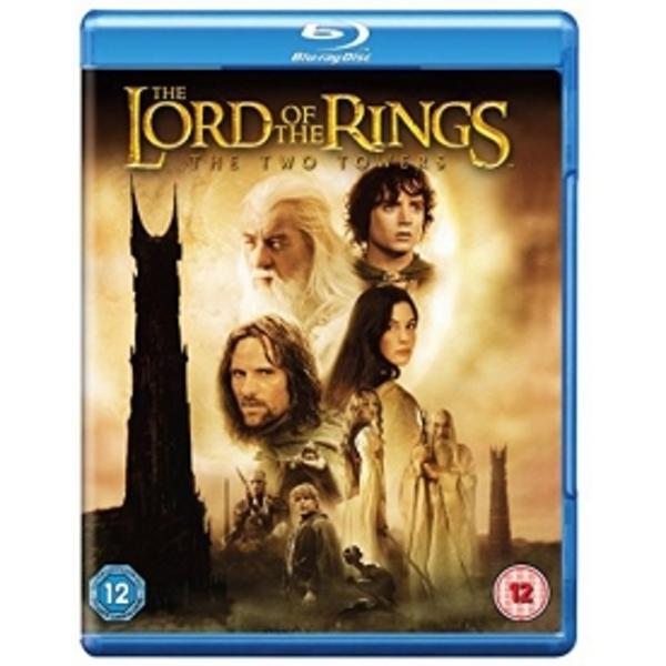 The Lord Of The Rings: The Two Towers Blu-ray