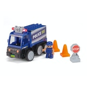 Remote Controlled Junior Police Van Revell Kit