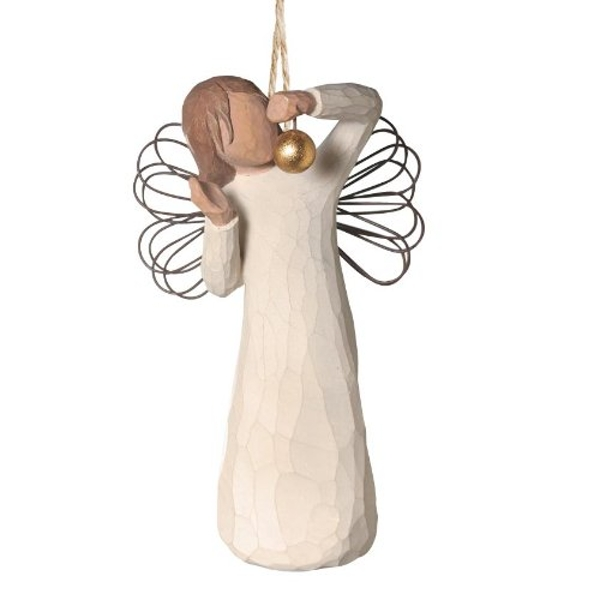 Angel of Wonder (Willow Tree) Hanging Ornament
