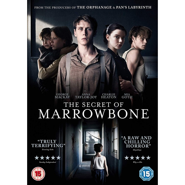 The Secret of Marrowbone DVD