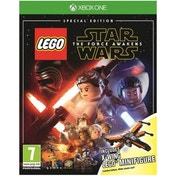 Lego Star Wars The Force Awakens Special Edition Xbox One Game (X-Wing Figure)