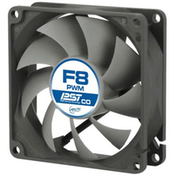 Arctic F8 8cm PWM PST Case Fan for Continuous Operation