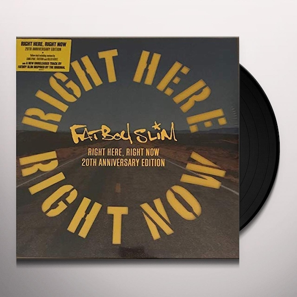 Fatboy Slim - Right Here Right Now Vinyl