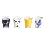 Star Wars - Character Shot Glass Set