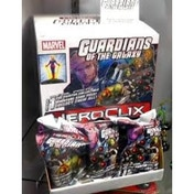 Marvel Heroclix Guardians Of The Galaxy Gravity Feed - 24 Packs
