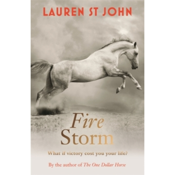 The One Dollar Horse: Fire Storm : Book 3