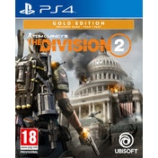 The Division 2 Gold Edition PS4 Game (Private Beta)
