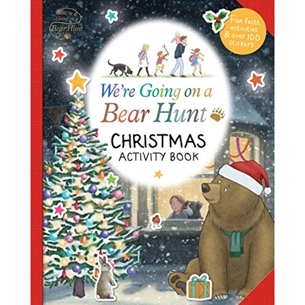 We're Going on a Bear Hunt: Christmas Activity Book  Paperback / softback 2018