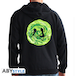 Rick And Morty - Portal Men's X-Large Hoodie - Black - Image 2