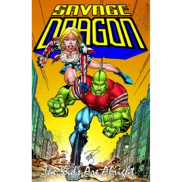 Savage Dragon: Kids Are Alright TP