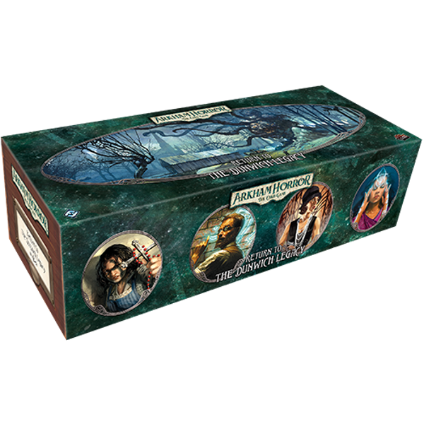 Arkham Horror: The Card Game – Return to the Dunwich Legacy - Image 1