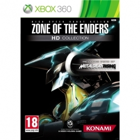 Zone Of The Enders HD Collection Game Xbox 360