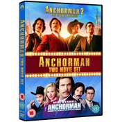 Anchorman 1-2 DVD