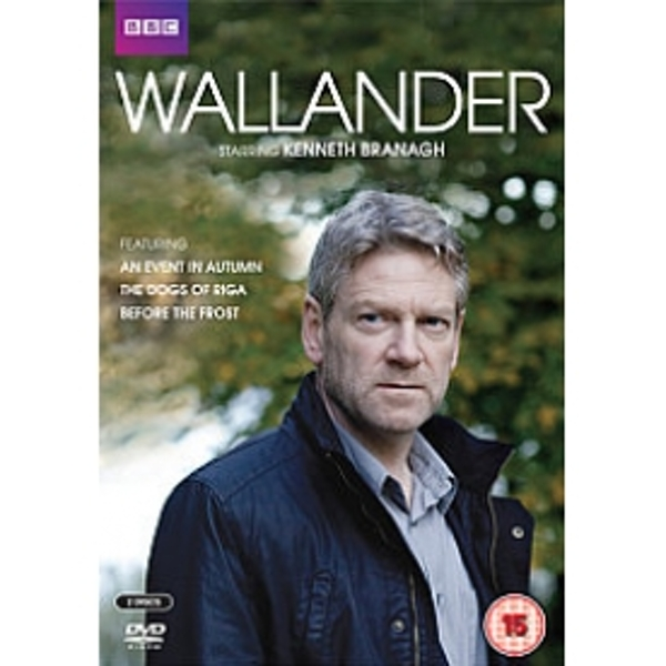 Wallander Series 3 DVD