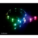Akasa Vegas MB AK-LD05-50RB RGB Magnetic 15 LED Strip Light - Image 2