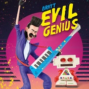 Despicable Me 3 - Bratt Evil Genius Canvas