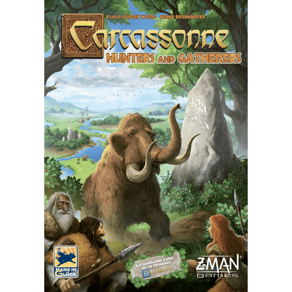 Carcassonne: Hunters & Gatherers (2020) Board Game