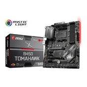 MSI B450 TOMAHAWK (Socket AM4/B450/DDR4/S-ATA 600/ATX)