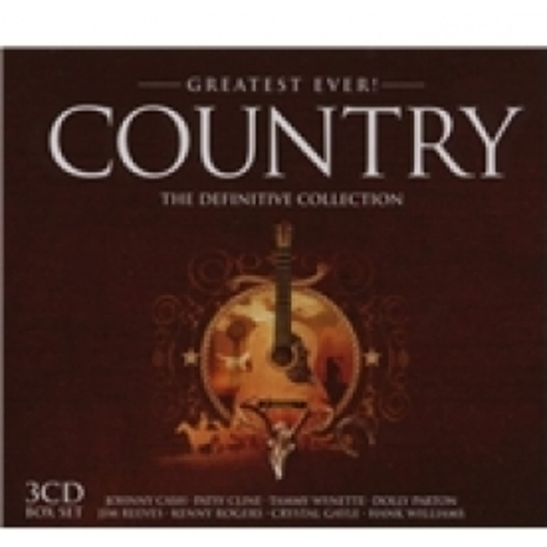 Greatest Ever Country CD