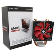 Xilence XC027 Universal Socket 92mm PWM 2200RPM Red Fan CPU Cooler