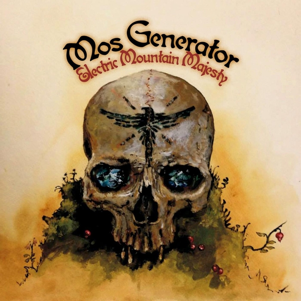 Mos Generator - Electric Mountain Majesty Vinyl