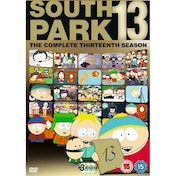 South Park Season 13 DVD
