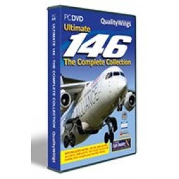QualityWings Complete 146 Collection Game PC
