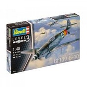 Messerschmitt Bf109 G-10 1:48 Revell Model Kit