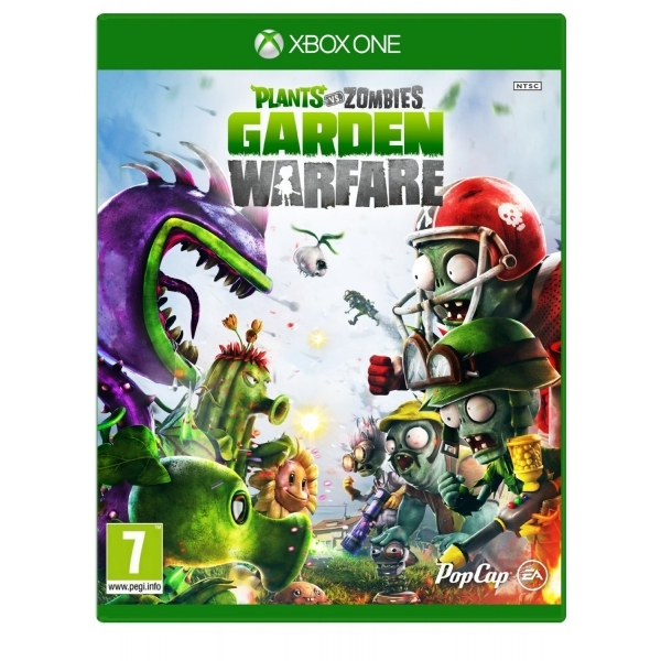 Plants Vs Zombies Garden Warfare Game Xbox One - Image 1