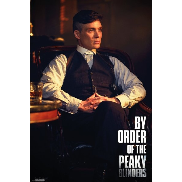 Peaky Blinders By Order Of The Maxi Poster