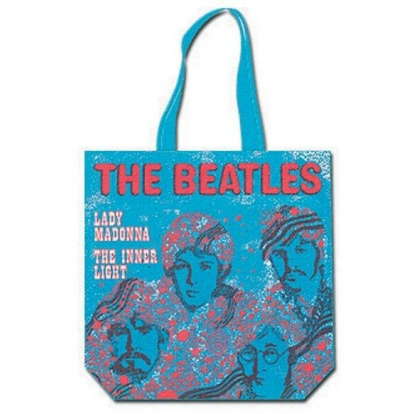 The Beatles - Lady Madonna Tote Bag