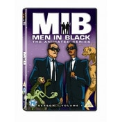 Men In Black The Animated Series Season 1 Volume 1 DVD
