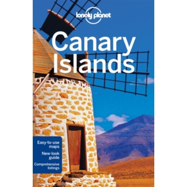 Lonely Planet Canary Islands by Lucy Corne, Lonely Planet, Josephine Quintero (Paperback, 2016)